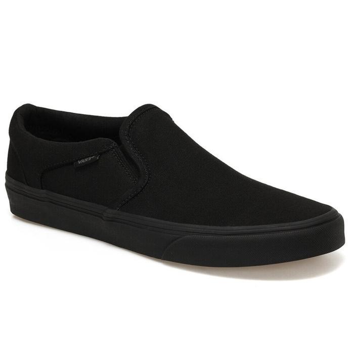 Asher Erkek Siyah Günlük Stil Ayakkabı VN000SEQ1861 1279369