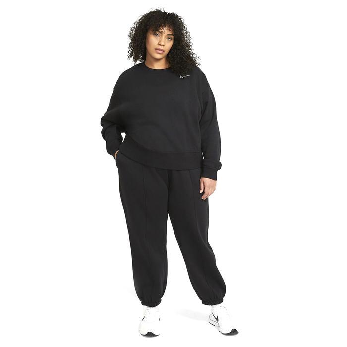 W Nsw Estl Flc Mr Pt Clcn Plus Kadın Siyah Günlük Stil Eşofman Altı DH1045-010 1308411