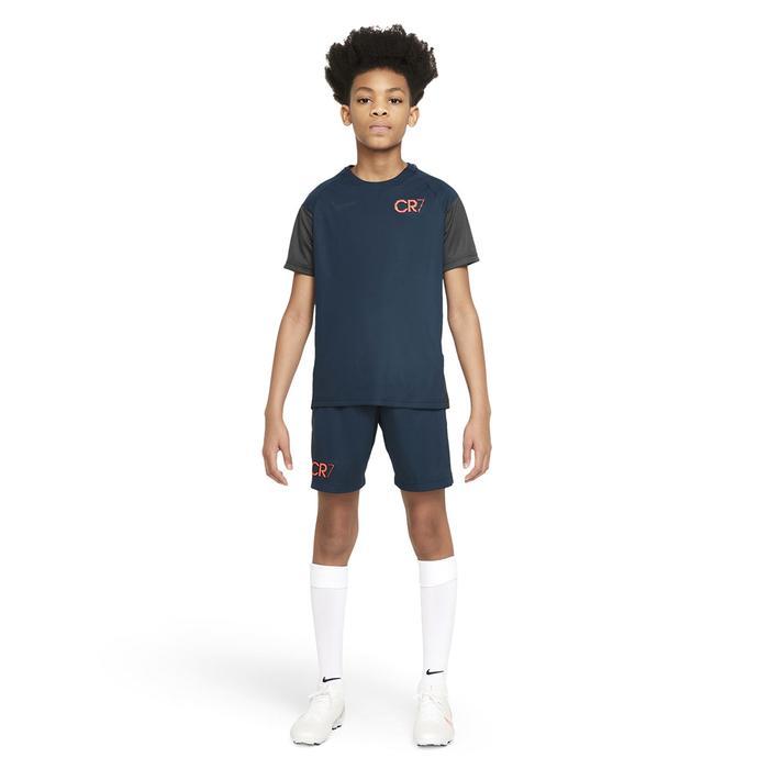 Cr7 Y Nk Df Top Ss Unisex Mavi Futbol Tişört DA5595-454 1306861