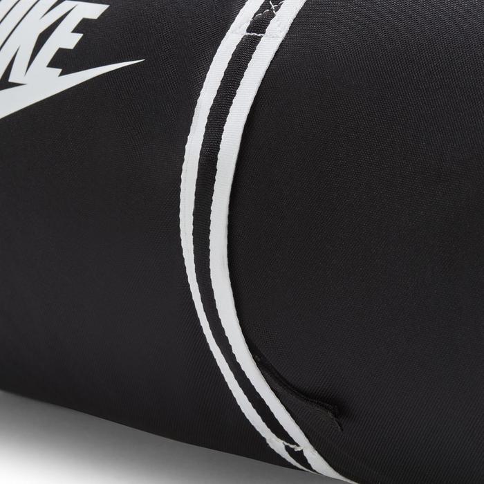 Nk Heritage Duff - Fa21 Unisex Siyah Günlük Stil Spor Çanta DB0492-010 1307050