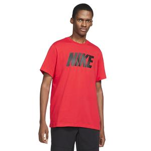 M Nsw Tee Icon Block Erkek Kırmızı Günlük Stil Tişört DC5092-657