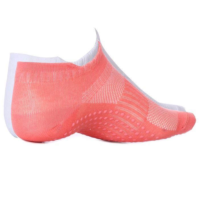2 Li Unisex Beyaz Günlük Stil Kaymaz Çorap 2021009-BP 1289059