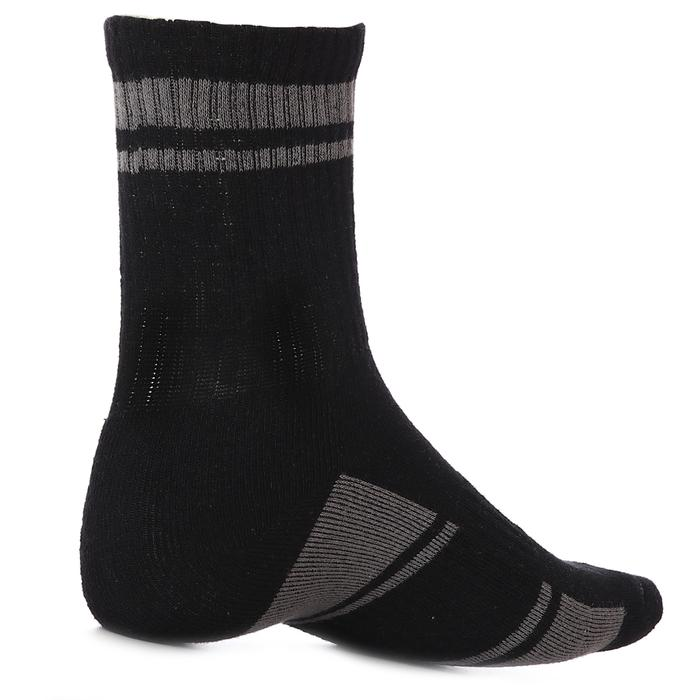 2li Unisex Siyah Günlük Stil Çorap 2021013-SGÇ 1289052