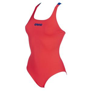 W Solid Swim Pro Kadın Çok Renkli Yüzücü Mayosu 2A242480