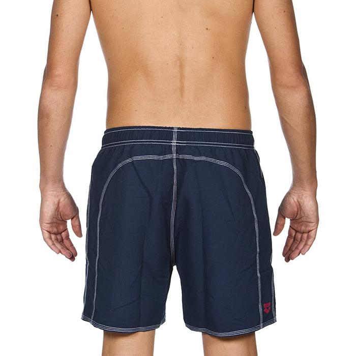 Fundamentals Solid Boxer Erkek Mavi Yüzücü Mayo 4051574 1032792