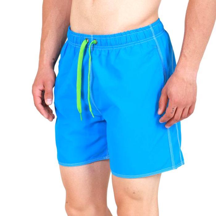 Fundamentals Solid Boxer Erkek Mavi Yüzücü Mayo 4051589 1032804