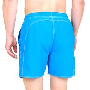 Fundamentals Solid Boxer Erkek Mavi Yüzücü Mayo 4051589