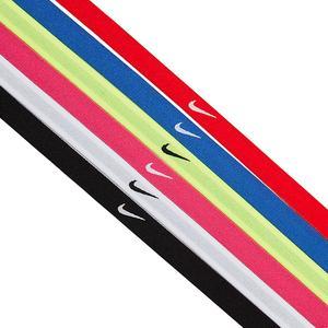 Y Swoosh Sport Headbands 6 Pk Unisex Pembe Antrenman Saç Bandı N.100.3042.962.OS