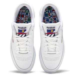 Club C 85 Erkek Beyaz Günlük Stil Ayakkabı AR0455