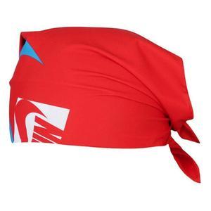 Bandana Graphic Unisex Kırmızı Antrenman Saç Bandı N.100.3503.648.OS