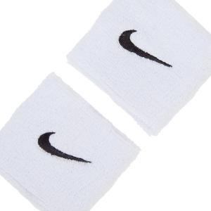 Swoosh Wristbands Unisex Beyaz Antrenman Bileklik N.NN.04.101.OS