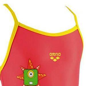 Kg Gill One Piece Çocuk Çok Renkli Yüzücü Mayosu 1A48743