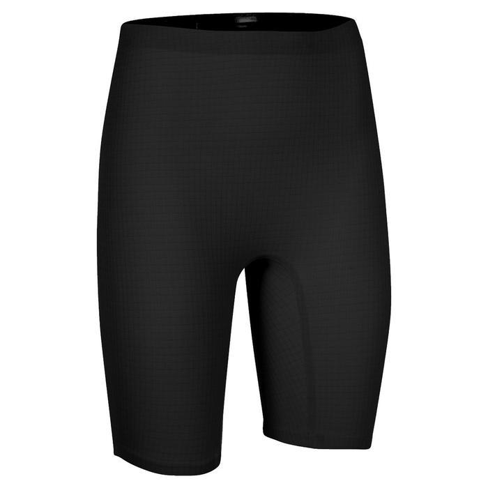 W Pwskin Carbon Duo Jammer Kadın Siyah Yüzücü Mayosu 00275850 1157105