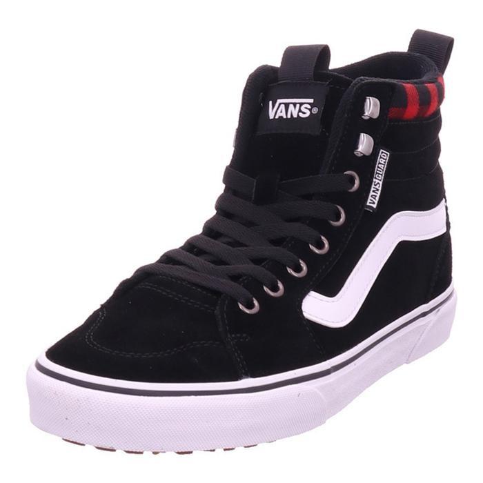 Mn Filmore Hi Vansguard Erkek Siyah Günlük Stil Ayakkabı VN0A5HZK9BY1 1310722