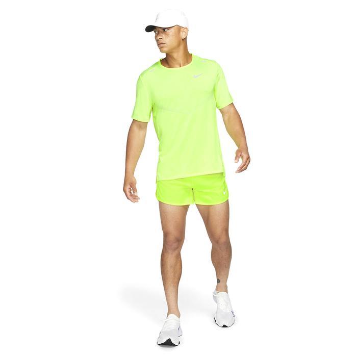 M Nk Df Rise 365 Ss Erkek Sarı Koşu Tişört CZ9184-703 1306370