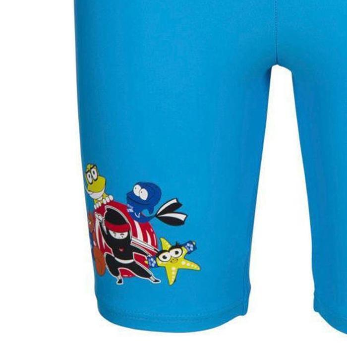 Awt Kids Boy Uv Jammer Çocuk Çok Renkli Yüzücü Mayosu 003098800 1147231