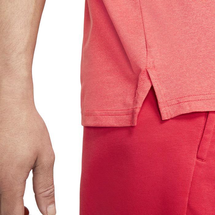 M Np Df Hpr Dry Top Ss Erkek Kırmızı Günlük Stil Tişört CZ1181-673 1306039