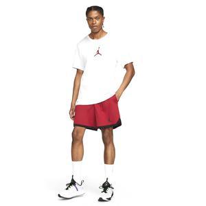 Air Jordan NBA Knit Erkek Kırmızı Basketbol Şortu DH2040-687