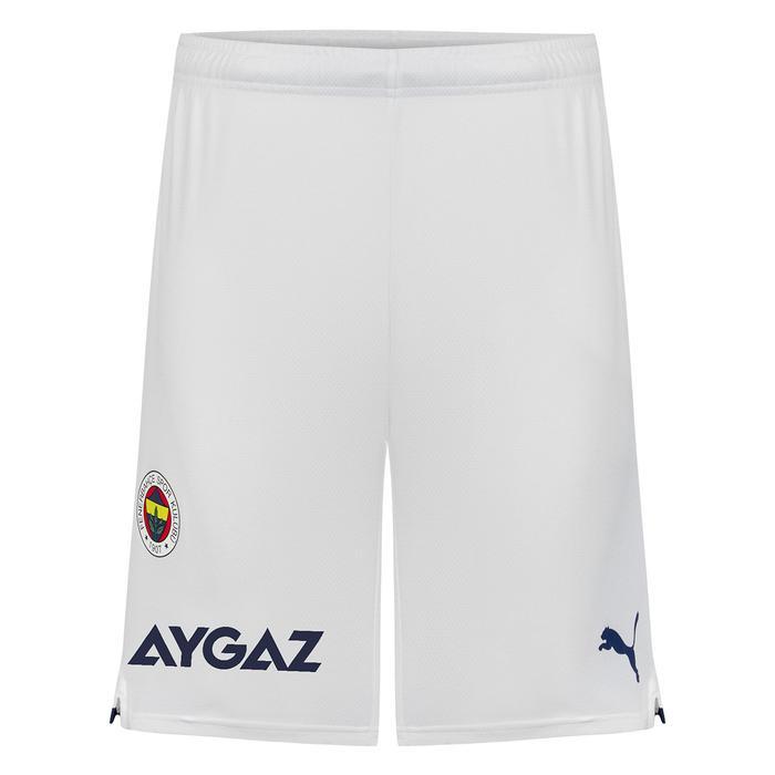 Fenerbahçe SK 21/22 Sezonu Erkek Beyaz Futbol Şortu 76700504 1297372