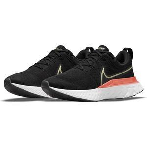 W React infinity Run Fk 2 Kadın Siyah Koşu Ayakkabısı CT2423-008