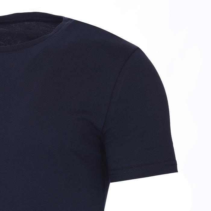 Spt Erkek Lacivert Günlük Stil Tişört 21DETL18D-LCV 1310661