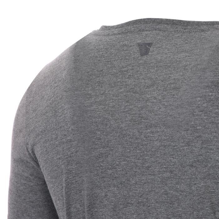 Spt Erkek Gri Günlük Stil Tişört 21DETL18D-AML 1310667