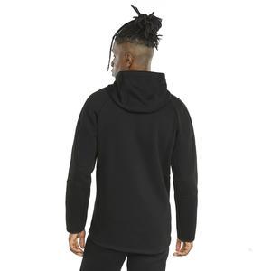 Evostripe Hoodie Erkek Siyah Günlük Stil Sweatshirt 58942201