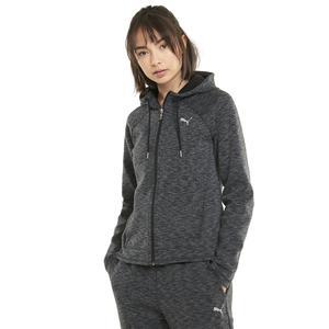 Evostripe Kadın Siyah Günlük Stil Sweatshirt 58915701