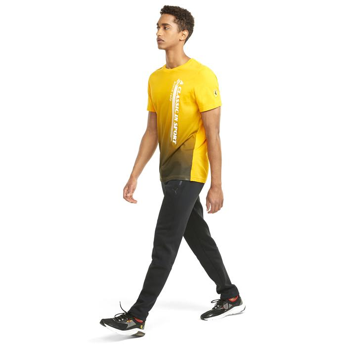 Ferrari Style Erkek Siyah Günlük Stil Pantolon 53177101 1246324