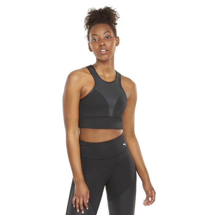 Moto Bra Top Kadın Siyah Antrenman Sporcu Sütyeni 52093001 1249401