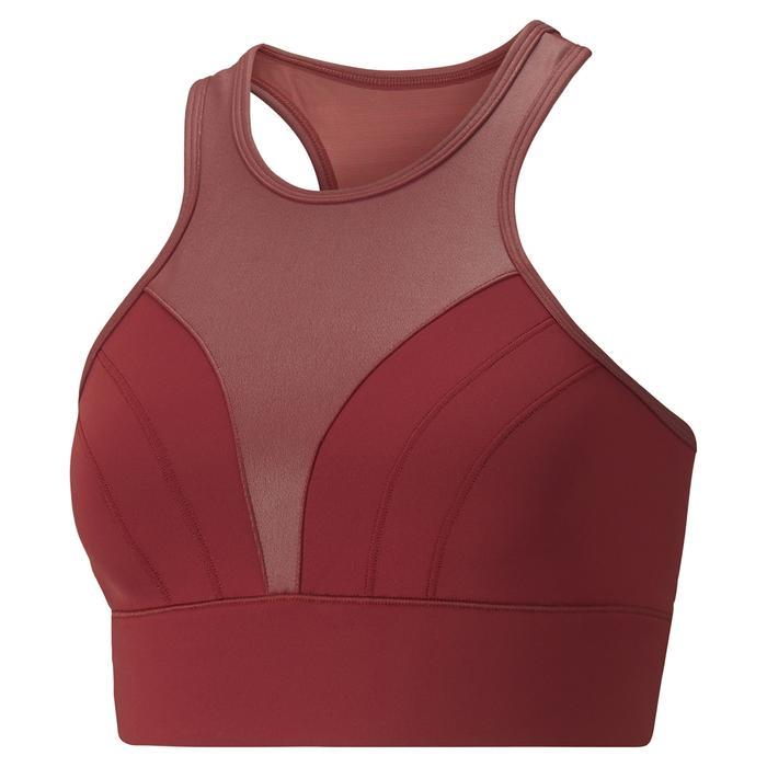 Moto Bra Top Kadın Kırmızı Antrenman Sporcu Sütyeni 52093022 1249406