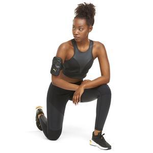 Moto Bra Top Kadın Siyah Antrenman Sporcu Sütyeni 52093001