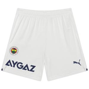Fenerbahçe 2021/22 Jr Çocuk Beyaz Futbol Şort 76701204