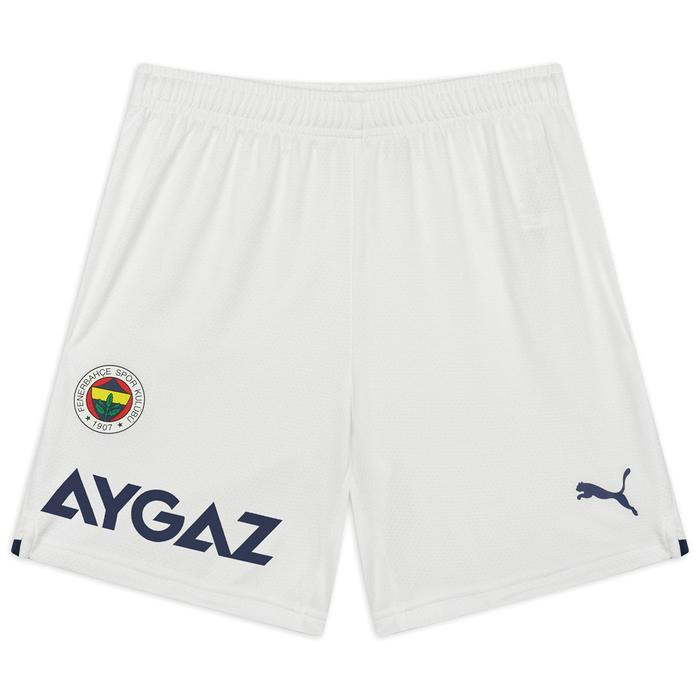 Fenerbahçe 2021/22 Jr Çocuk Beyaz Futbol Şort 76701204 1297431