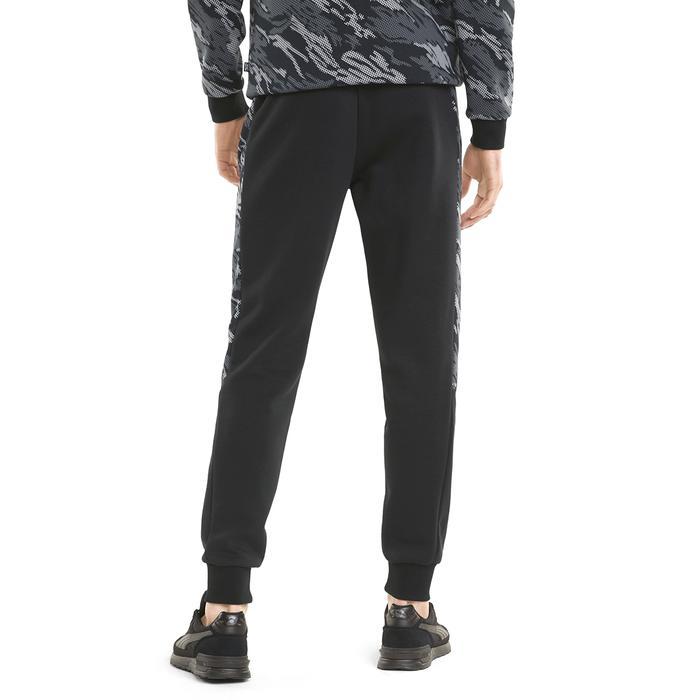 Graphic Sweat Erkek Siyah Günlük Stil Pantolon 58925601 1247527