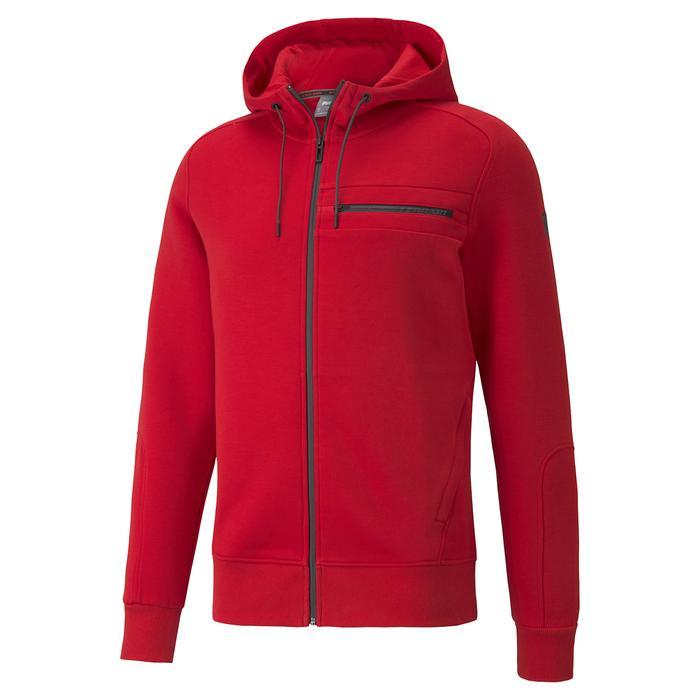 Ferrari Style Erkek Kırmızı Günlük Stil Sweatshirt 53176802 1246318