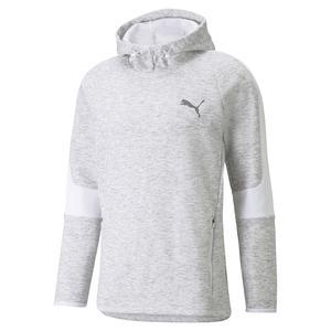 Evostripe Hoodie Erkek Beyaz Günlük Stil Sweatshirt 58942202