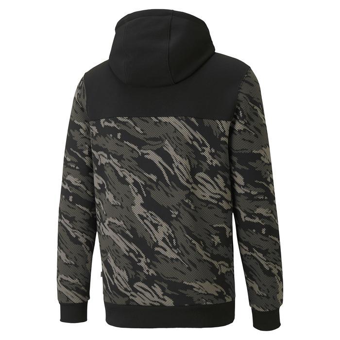 Graphic Aop Erkek Siyah Günlük Stil Sweatshirt 58943701 1247931