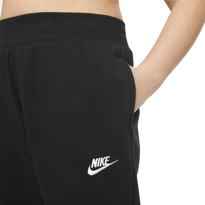 G Nsw Club Flc Pant Lbr Çocuk Siyah Günlük Stil Pantolon DC7207-010 1307331