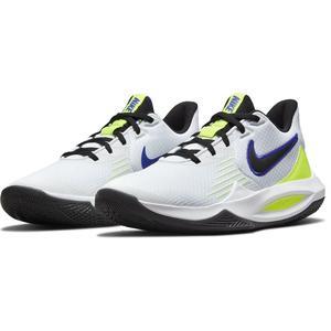Precision 5 Unisex Beyaz Basketbol Ayakkabısı CW3403-100