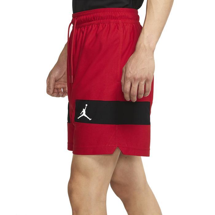 Air Jordan NBA Mesh Gfx Short Erkek Kırmızı Basketbol Şort CZ4771-687 1306181