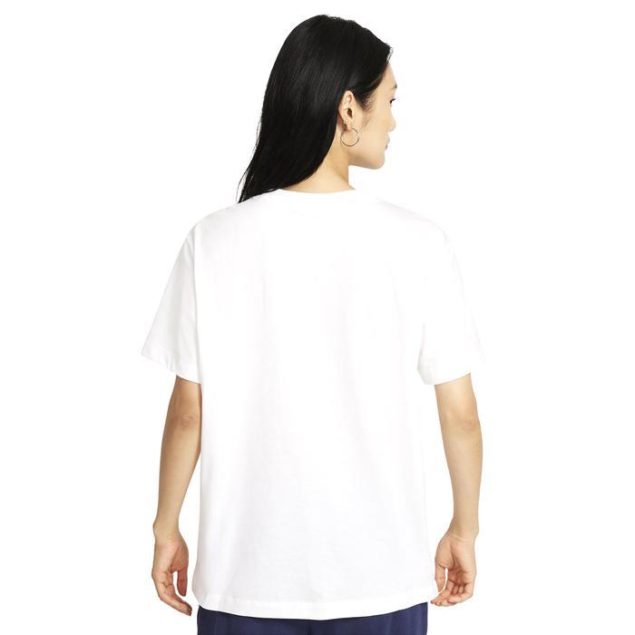 W Nsw Bf Tee Craft Kadın Beyaz Günlük Stil Tişört DJ1834-100 1308746