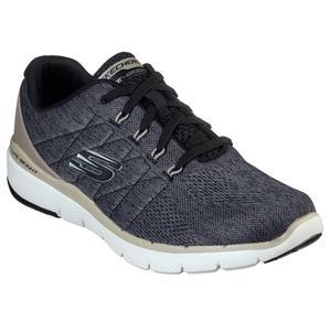 Flex Advantage 3.0- Stally Erkek Siyah Günlük Stil Ayakkabı S52957 BLK