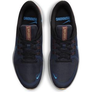 Quest 4 Erkek Mavi Koşu Ayakkabısı DA1105-400