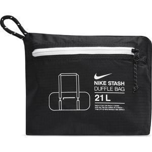 Nk Stash Duff Unisex Siyah Günlük Stil Spor Çanta DB0306-010