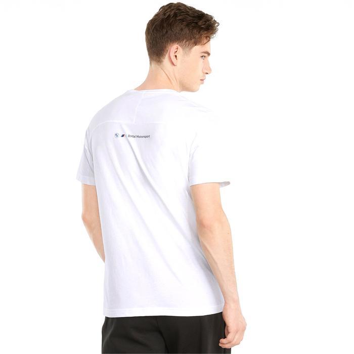 Bmw Mms T7 Erkek Beyaz Günlük Stil Tişört 53118302 1246102