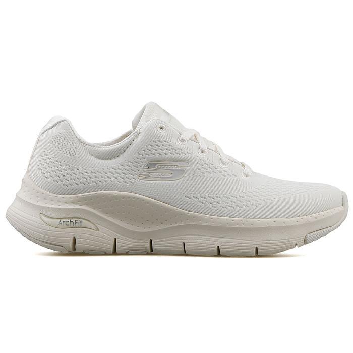 Arch Fit Kadın Beyaz Günlük Stil Ayakkabı 149057 OFWT 1314827