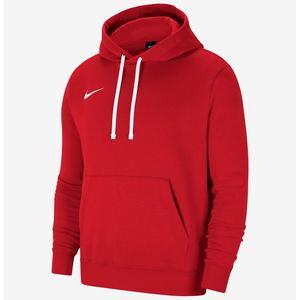 M Nk Flc Park20 Po Hoodie Erkek Kırmızı Futbol Sweatshirt CW6894-657