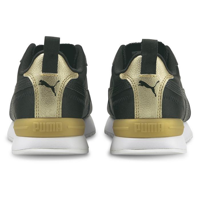 R78 Kadın Siyah Günlük Stil Ayakkabı 38107001 1244708