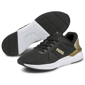 Rose Metallic Pop Kadın Siyah Günlük Stil Ayakkabı 38108001